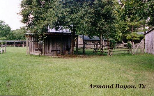 Armond Bayou Houston Tx